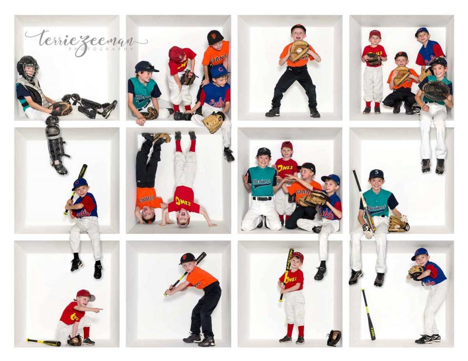 Family-baseball-121 box composite photo