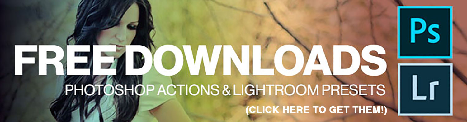 Free Photoshop Actions and Lightroom Presets by MCP™