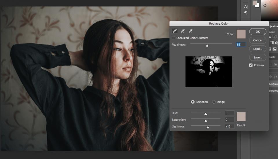 photoshop panel